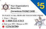 Phone Card Products